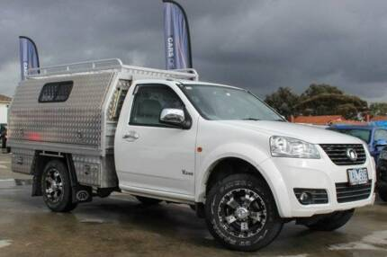 From $63 per week on finance* 2013 Great Wall V240 Ute