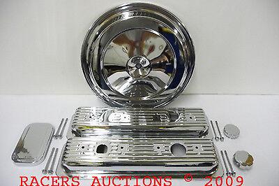 CHEVY TRUCK CHROME ENGINE DRESS UP KIT 88-92 350 305 ()
