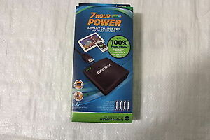 Rayovac PS73-4BT6 7-Hour Power Back Up for iPhones, Android,