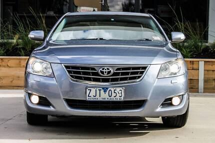 2007 Toyota Aurion Presara - Sat Nav + Rear View Mirror + Leather