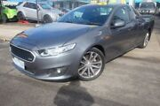 2015 Ford Falcon FG X XR6 Ute Super Cab Grey 6 Speed Sports Automatic Utility Dandenong Greater Dandenong Preview