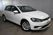 2017 Volkswagen Golf 7.5 MY17 110TSI DSG White 7 Speed Sports Automatic Dual Clutch Hatchback Mount Gambier Grant Area Preview