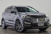 2013 Hyundai Santa Fe DM MY14 Elite Silver 6 Speed Sports Automatic Wagon Myaree Melville Area Preview