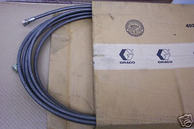 Graco 204938 Coupled Hose 61120 25 New Condition In Box