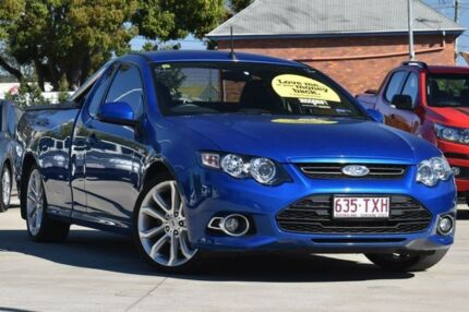 2014 Ford Falcon FG MkII XR6 Ute Super Cab Turbo Blue 6 Speed Sports Automatic Utility Toowoomba Toowoomba City Preview