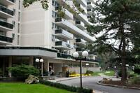 Keele and Bloor: 40 and 65 High Park Ave and 77 Quebec Ave, 1BR