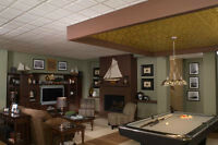 Custom Basement Designs