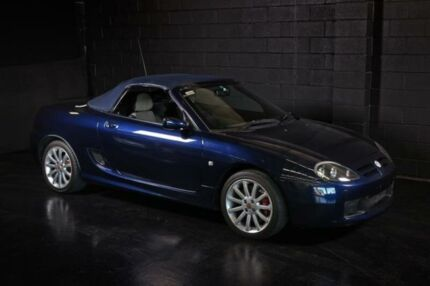 2003 MG TF 160 Blue 5 Speed Manual Roadster Daisy Hill Logan Area Preview