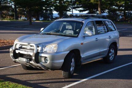 Hyundai Santa Fe 2005 GLS