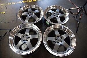 Private legend mags/wheels 19x8.5 5x100