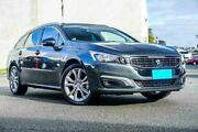 2015 Peugeot 508 MY15 Allure Touring HDi Shark Grey 6 Speed Sports Automatic Wagon Osborne Park Stirling Area Preview
