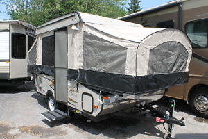 2016 Clipper 106ST Tent Trailer