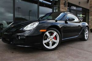 2007 Porsche Cayman S Coupe (2 door)