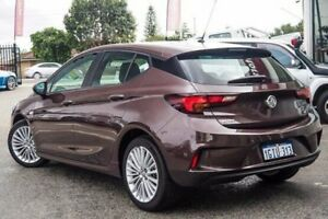 2017 Holden Astra BK MY17 RS Black 6 Speed Sports Automatic Hatchback