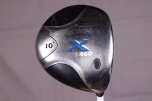 Callaway X460 Driver Right-Handed Regular Flex