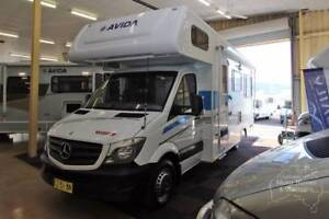 Avida Motorhome - Ceduna C7174 #6674 Windale Lake Macquarie Area Preview