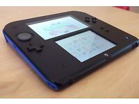 Nintendo 2ds fully working