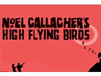 Two Noel Gallagher tickets for concert at the Motorpoint arena Cardiff 6th May 2018 (Bank holiday)