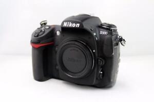 Nikon D300 DSLR Bundle #1 - (Body, Strap, Wall Charger + Extra Battery) (5021438)