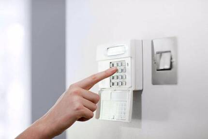 Security Alarm System Installed Free onsite Quote