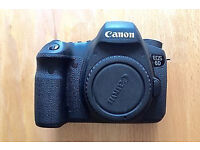 Canon 6D full frame camera, very low shutter count. Excellent condition, 28 70 3.5-4.5 II Macro lens