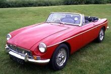 Wanted: MG B in good condition. Glenbrook Blue Mountains Preview