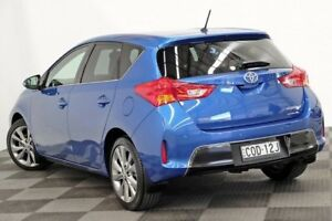 2013 Toyota Corolla ZRE182R Levin S-CVT SX Tidal Blue 7 Speed Constant Variable Hatchback