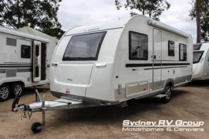 2017 Adria Altea 552UP Sport, Designed for Australia! - AD045