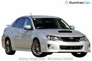 2011 Subaru Impreza G3 MY11 WRX AWD Blue 5 Speed Manual Sedan Willagee Melville Area Preview