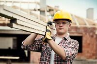 ** General Labourer Construction Wanted **