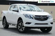 2016 Mazda BT-50 UR0YF1 XTR Cool White 6 Speed Sports Automatic Utility Osborne Park Stirling Area Preview