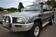 2004 Nissan Patrol Y61 ST Grey 4 Speed Automatic Wagon Blair Athol Port Adelaide Area Preview
