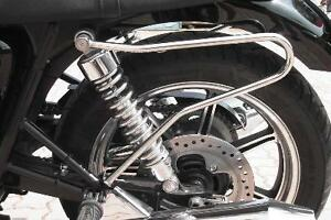 Triumph Pannier Rail Kit
