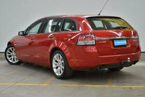 2012 Holden Commodore VE II MY12 Equipe Sportwagon Red 6 Speed Sports Automatic Wagon