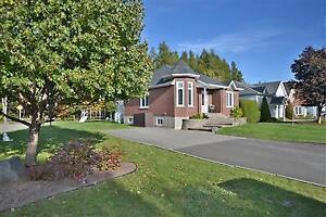 Maison a vendre sans voisin arrière