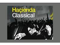 Hacienda classical 2 tickets