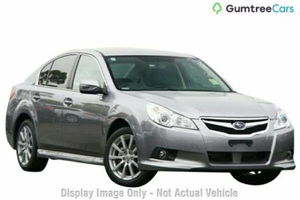 2011 Subaru Liberty B5 MY11 2.5i Lineartronic AWD White 6 Speed Constant Variable Sedan Ringwood East Maroondah Area Preview