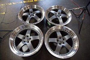 Private legend mags/wheels 19x8 5x112 et 46