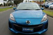 2012 Mazda 3 BL10F2 MY13 Neo Activematic Blue 5 Speed Sports Automatic Hatchback West Footscray Maribyrnong Area Preview