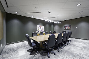 Modern & Professional Boardroom with everything you need