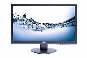 AOC LCD Monitor (Model No: E2752Vh) Fitzroy North Yarra Area Preview