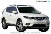 2017 Nissan X-Trail T32 Ti X-tronic 4WD White 7 Speed Constant Variable Wagon Mindarie Wanneroo Area Preview