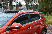 Kia Sportage New******2015 Full Set Of Weather Shields Broken Hill Central Broken Hill Area Preview