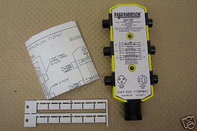 Brad Harrison Woodhead Mpis 712p601 Multi-port Interconnect System New No Box