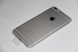 Iphone 6 Silver Vodafone 16gig Excellent condition