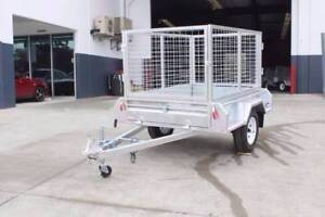6x4 Heavy Duty Trailer Coopers Plains Brisbane South West Preview