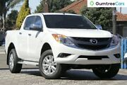 2012 Mazda BT-50 UP0YF1 XTR White 6 Speed Sports Automatic Utility Ringwood East Maroondah Area Preview