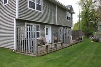 2 Bedroom Townhouse Downtown