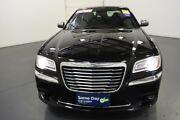 2012 Chrysler 300 MY12 Limited Black 5 Speed Automatic Sedan Moorabbin Kingston Area Preview