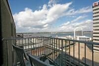 Smart, bright layouts, balconies, gorgeous views, location...